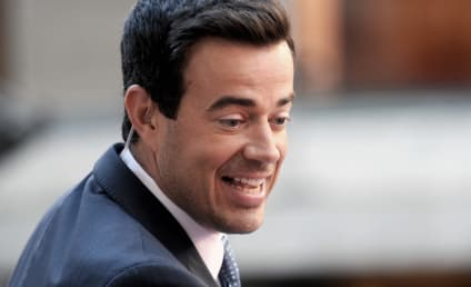 """Carson Daly Joins Today Show, Launches Something Called """"The Orange Room"""""""