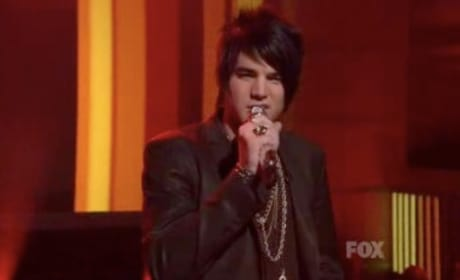 Adam Lambert, Satisfaction