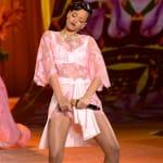 Rihanna at VS Fashion Show