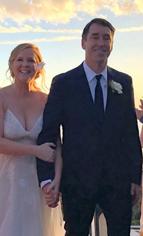 We're Newlyweds!
