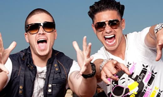 But Not for Vinny and Pauly D