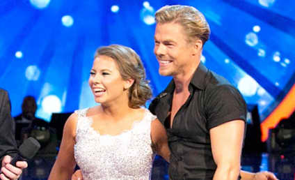 Dancing With the Stars: Derek Hough Causing Bindi Irwin, Chandler Powell Split?!