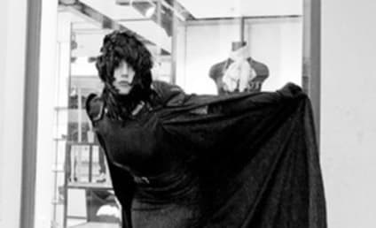 Lady Gaga: The Black Swan ... or Raven, or Something