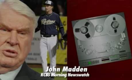 John Madden Slams Will Ferrell