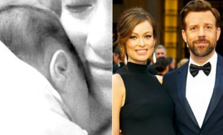 Olivia Wilde Welcomes First Child!