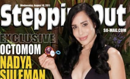 Octomom Rushes One of 14 Offspring to Hospital