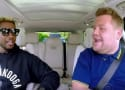 Usher on Carpool Karaoke: Teaching James Corden to Dance, Discussing Veganism