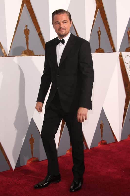 Leonardo DiCaprio: 2016 Academy Awards
