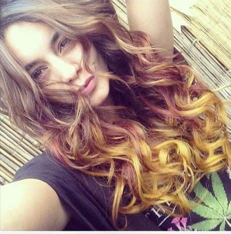 Vanessa Hudgens Hair Change