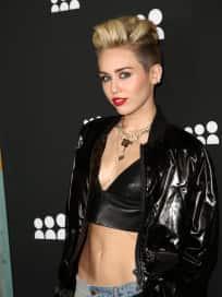 Miley Cyrus Fashion Decision