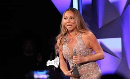 Mariah Carey: I Am GLAAD's Most Famous Celebrity!