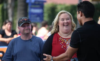 Mama June Shannon and Sugar Bear Thompson: It's Over!