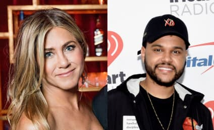 Jennifer Aniston: Cozying Up to The Weeknd?