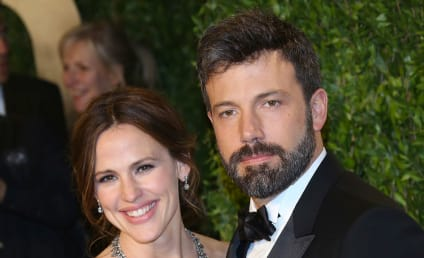 Ben Affleck and Jennifer Garner: Divorce Called Off ... Probably!