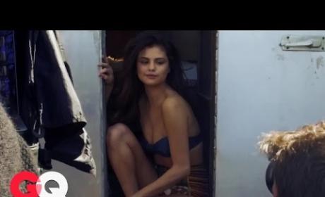 Selena Gomez: Behind the GQ Scenes