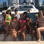 Ronnie and Jen in Miami