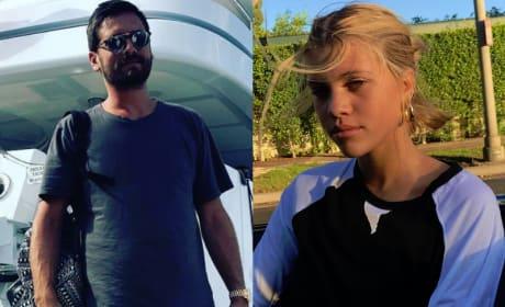 Scott Disick, Sofia Richie Split
