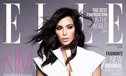 Elle Editor Defends Konfident Kim Kardashian Kover Selektion