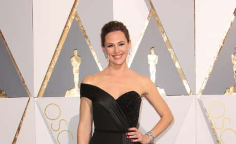 Jennifer Garner: 2016 Academy Awards