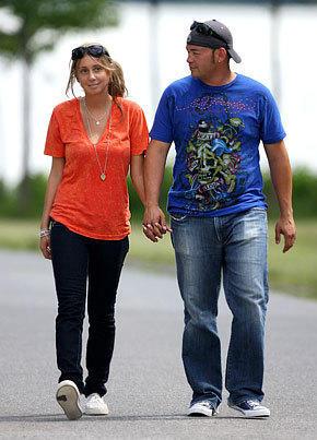Jon Gosselin and Hailey Glassman Picture
