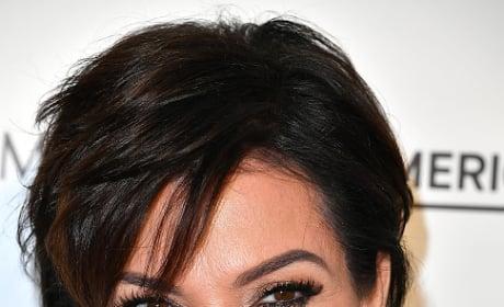 Kris Jenner Attends Khloe Kardashian Good American Launch Event