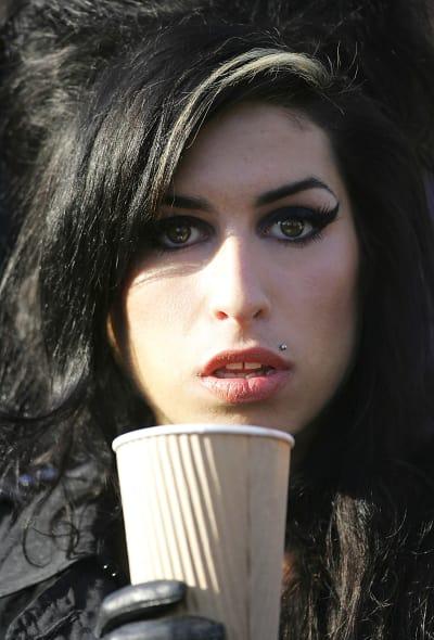 Lovely Amy Winehouse Photo