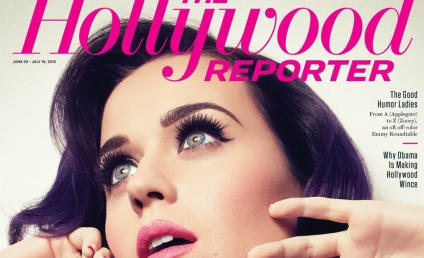 Katy Perry Covers The Hollywood Reporter