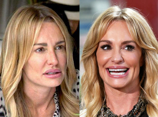 17 Photos of Real Housewives With & Without Makeup - The ...