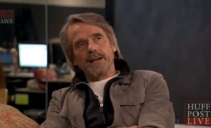 Jeremy Irons on Gay Marriage: What About Incest?!?
