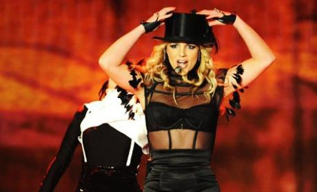 Britney Spears Live in Germany