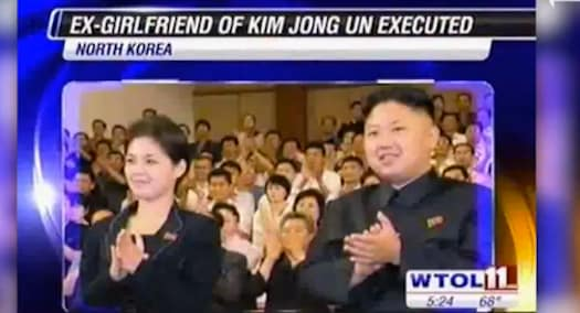 Kim jong-il is kidnapping the beauty