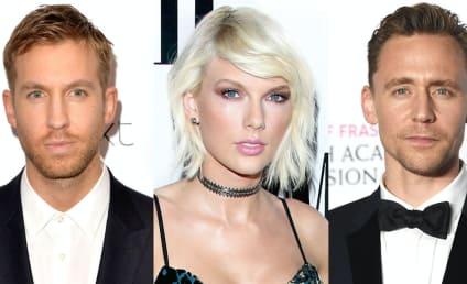 Calvin Harris: Recording Taylor Swift-Tom Hiddleston Cheating Diss Track!