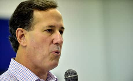 Rick Santorum Photograph