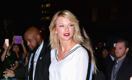 "Taylor Swift: Out to ""Destroy"" Tom Hiddleston & Calvin Harris With New Album?!"