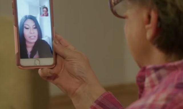 Entonces Debbie habla con Vanessa