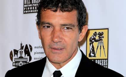 Antonio Banderas to Play 'Super Mario' in Chilean Miners Movie