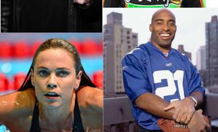 Chopped Recap: Celebrity Athlete Edition!