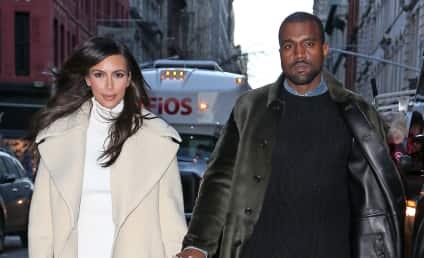 Kanye West to Pen Biopic, Hand Major Role to Kim Kardashian?