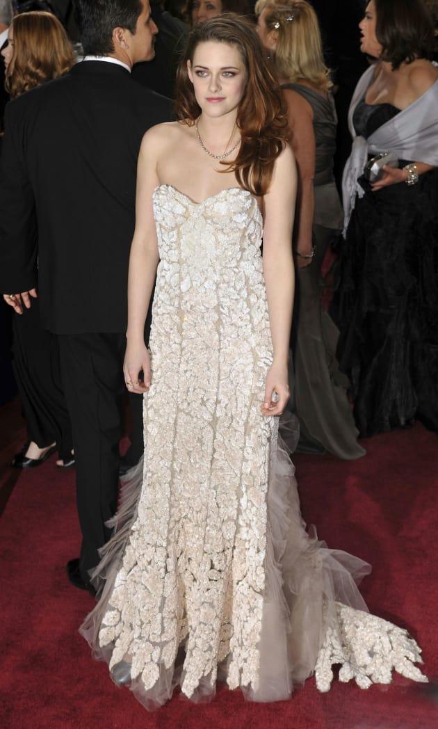 Kristen Stewart at the Oscars