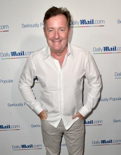 Piers Morgan, Big Head