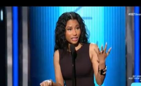 Nicki Minaj: BET Awards Acceptance Speech