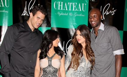 Reality Show Shocker: Kim Kardashian and Kris Humphries to Be Spun-Off?!?
