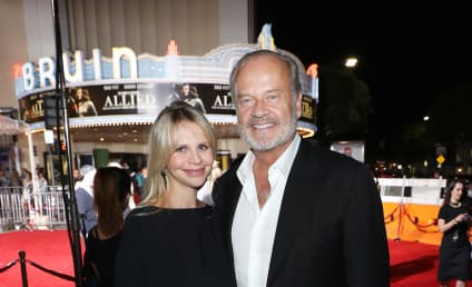 Kelsey Grammer Welcomes SEVENTH Child!