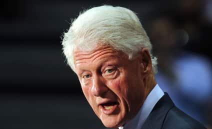 Face-Off: Did Bill Clinton Shag Gina Gershon?