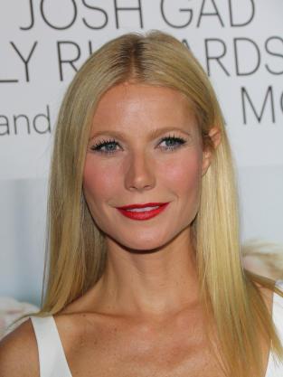 Gwyneth Paltrow White Dress
