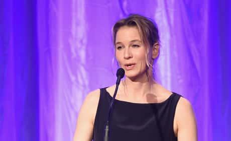 Renee Zellweger HFPA Grants Banquet Pic