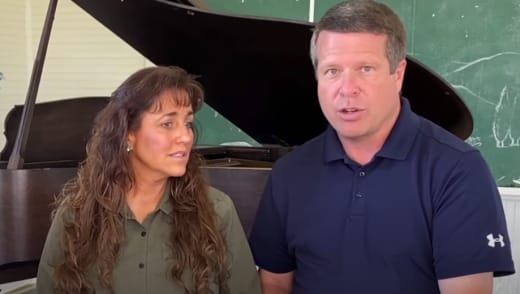 Jim Bob Duggar Speaks and Michelle Duggar Listens