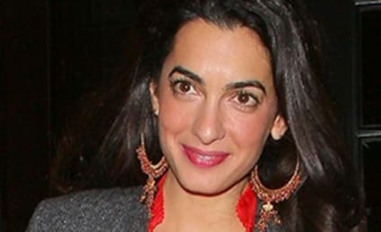 Amal Alamuddin Engagement Ring Designed By George Clooney!