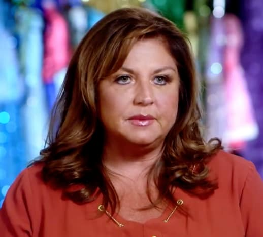 Abby Lee Miller on Season 8