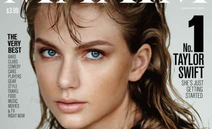 Taylor Swift Named Hottest Woman in the World